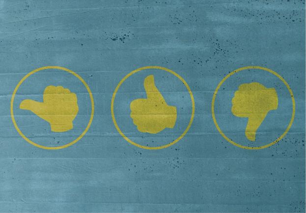 Negative Online-Bewertungen: was ist zu tun?