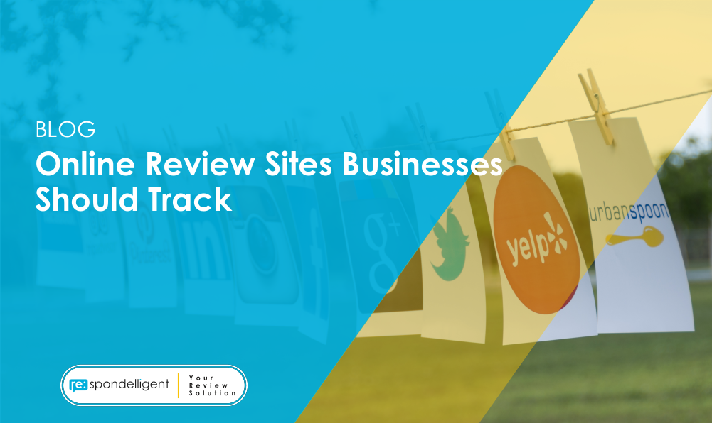 Online Review Sites Businesses Should Track