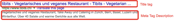 SEO tips for restaurants