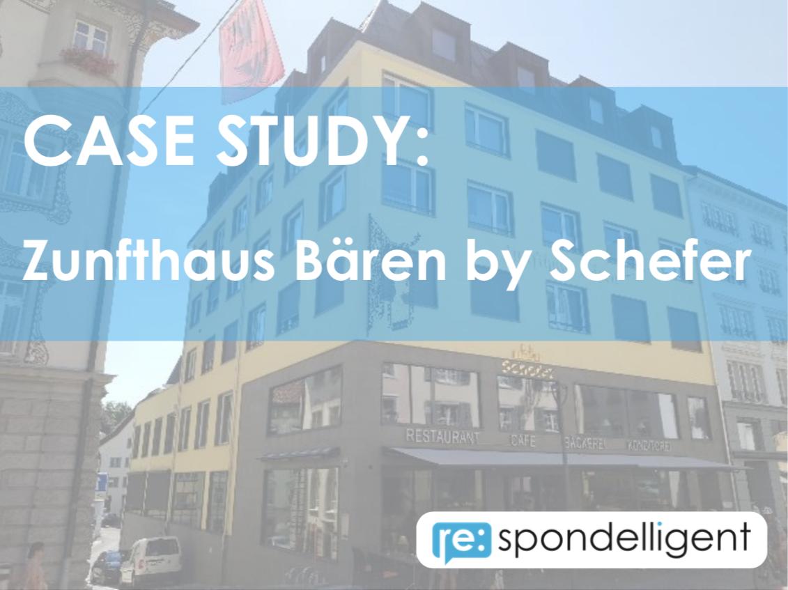 Case Study Zunfthaus Baeren Title Picture