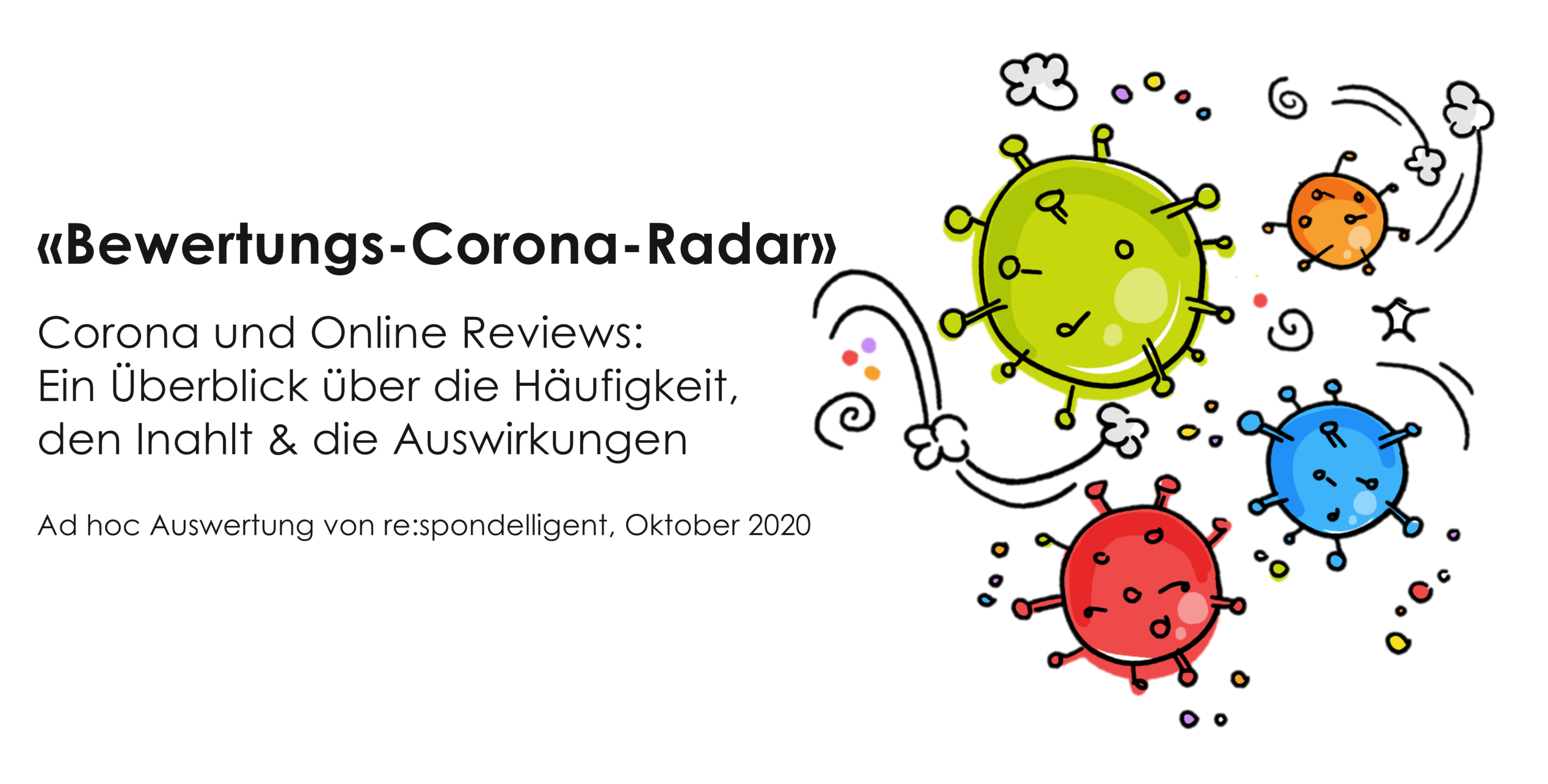 Corona-Bewertungs-Radar