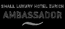 Hotel Ambassador Logo