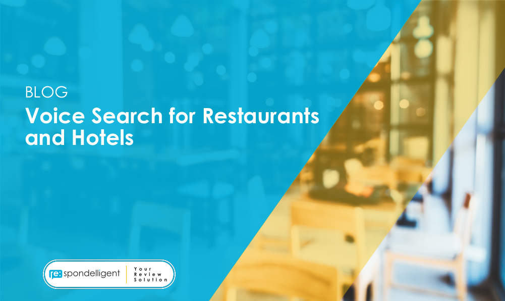 Voice Search for Hotels and Restaurants
